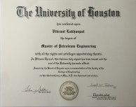Masters in Petroleum Engineering.